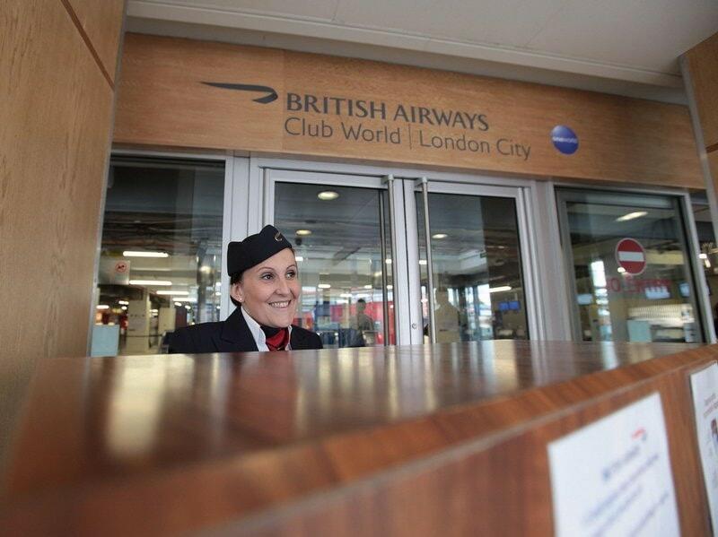 Courtesy of British Airways