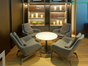 Asiana Lounge Business Class Central - Seoul-Incheon (ICN)
