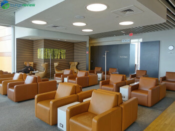 Lufthansa Lounge - Boston, MA (BOS)