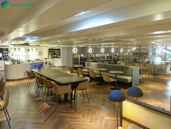 Star Alliance Lounge - Paris Charles de Gaulle (CDG)