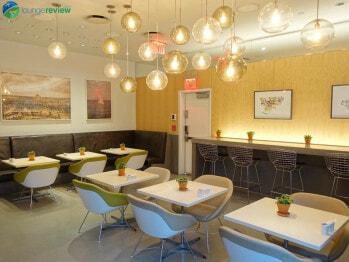 Virgin Atlantic Clubhouse - New York/Newark, NJ (EWR)