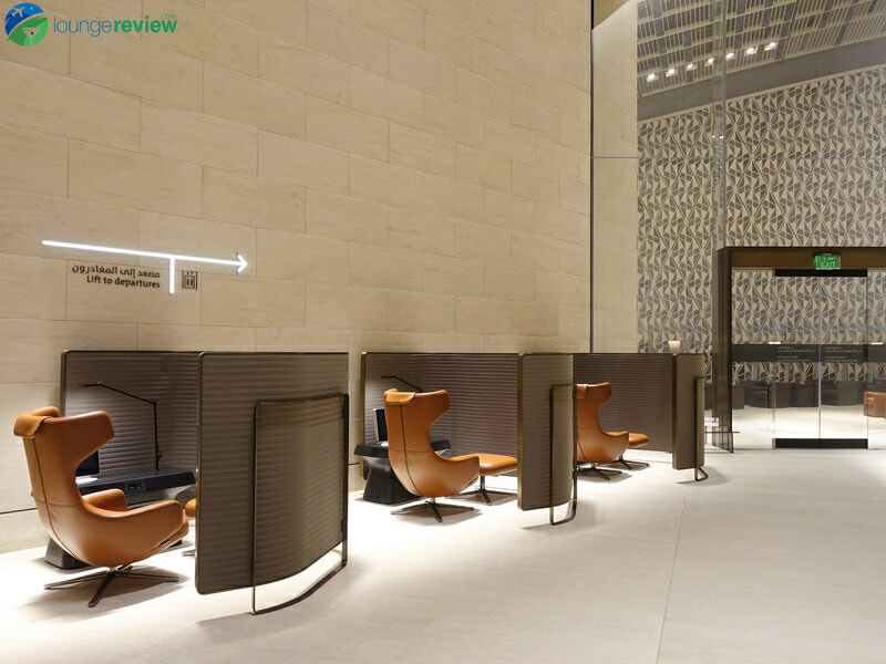 DOH qatar airways al safwa first lounge doh 05403 800x600