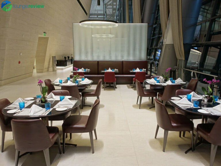 DOH qatar airways al safwa first lounge doh 05578 768x576