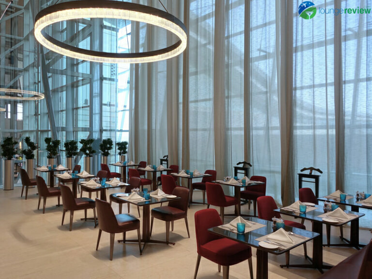 DOH qatar airways al safwa first lounge doh 05650 768x576