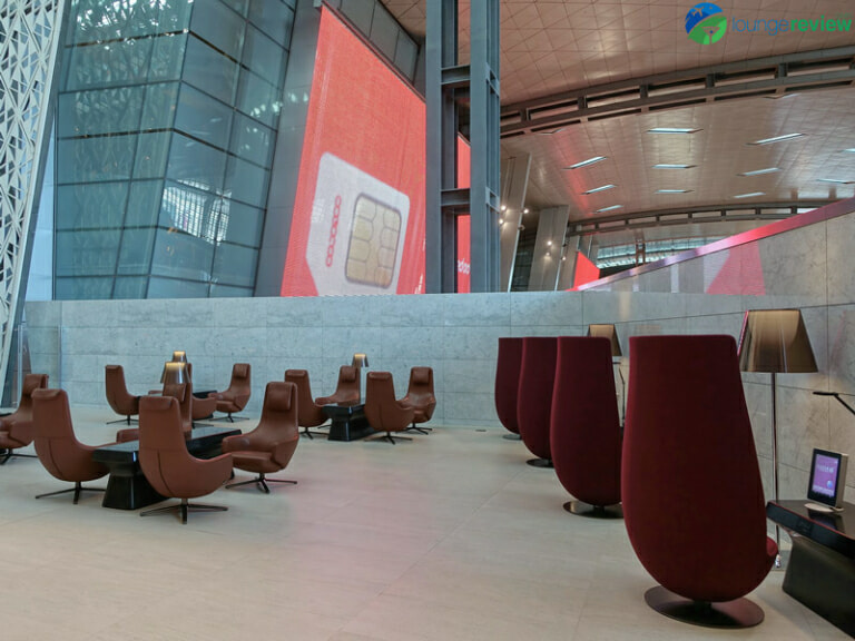 DOH qatar airways al safwa first lounge doh 05678 768x576