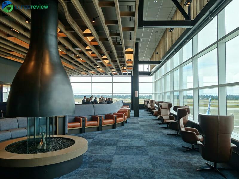 Alaska Lounge - Seattle-Tacoma, WA (SEA) North Satellite Rooftop