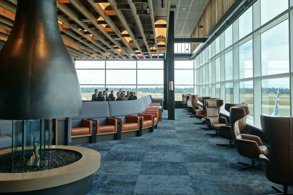 FIRST LOOK: The new flagship Alaska Lounge at Seattle-Tacoma airport is #avgeek heaven