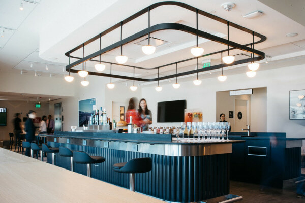 The British Airways Lounge San Francisco re-opens after an extreme makeover