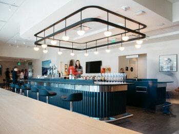 British Airways Lounge - San Francisco, CA (SFO)