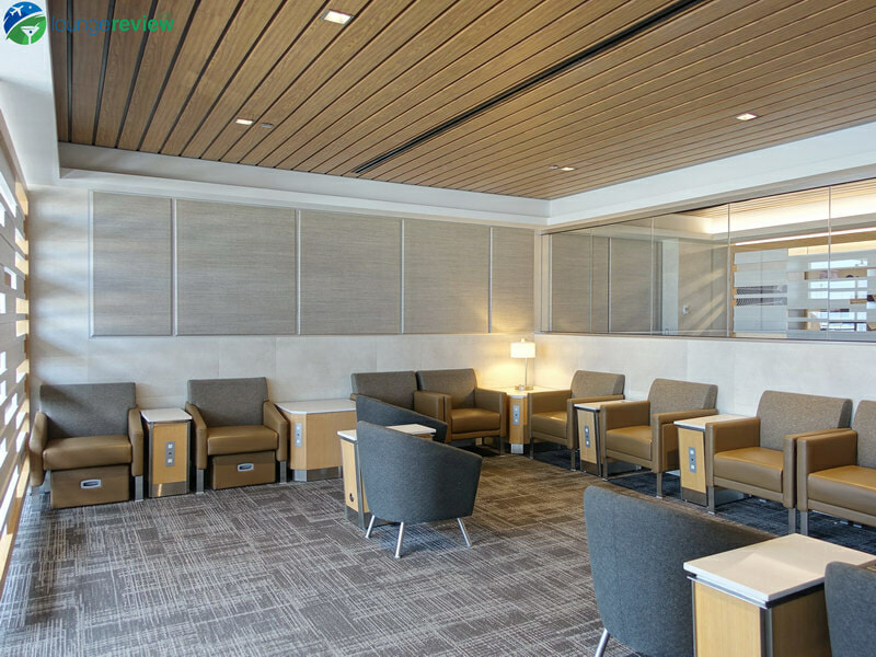 Lounge Review American Airlines Flagship Lounge Ord