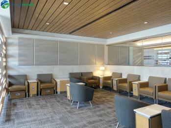 American Airlines Flagship Lounge - Chicago O'Hare (ORD)