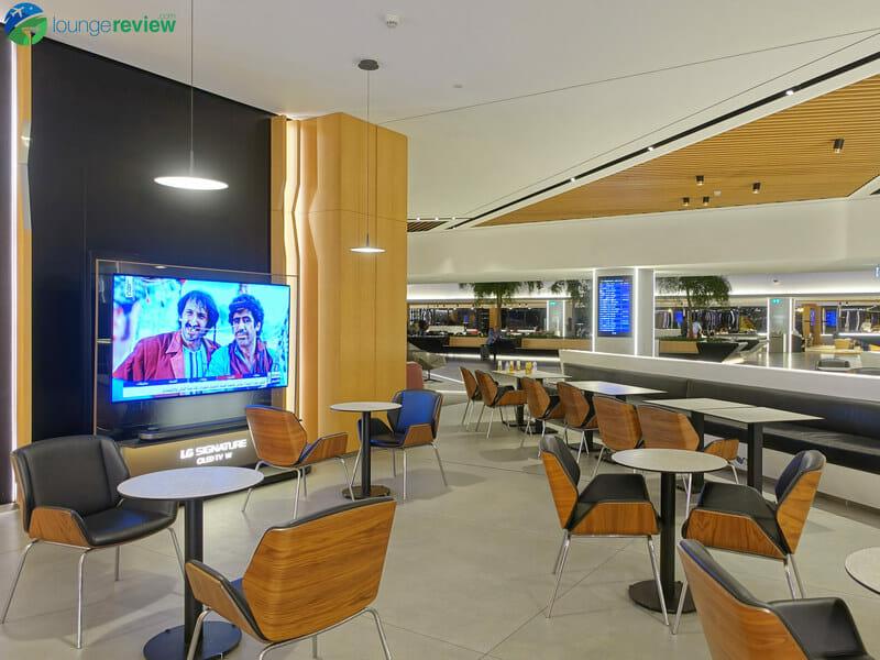 MEA Cedar Lounge - Beirut (BEY)