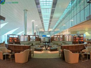 DXB emirates business class lounge dxb concourse b 08297 310x233
