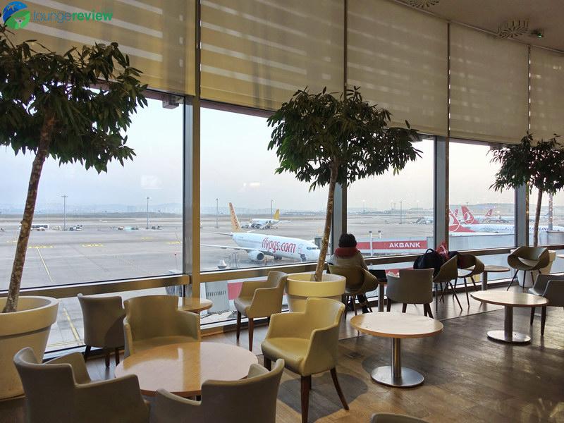 ISG International CIP Lounge - Istanbul Sabiha Gökçen (SAW)
