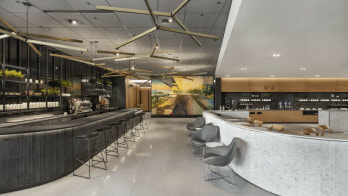 Air Canada imports the Cafe Lounge concept to Toronto