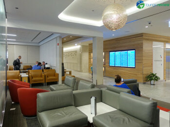 American Airlines Admirals Club - Chicago O'Hare (ORD) Concourses H/K