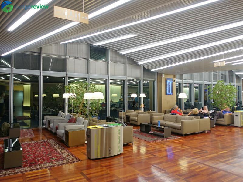 Marco Polo Club - Venice Marco Polo Airport (VCE)