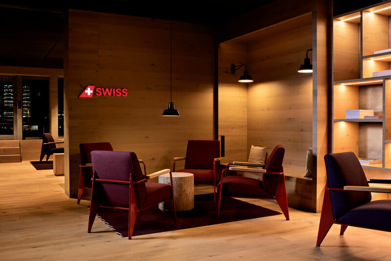 SWISS Alpine Lounge - Zurich (ZRH)