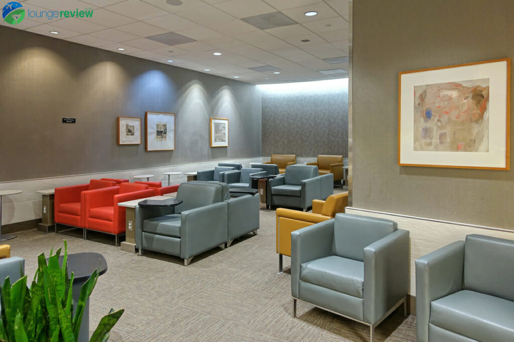 American Airlines Admirals Club / British Airways Executive Club - Denver, CO (DEN)