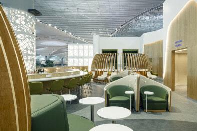 SkyTeam Lounge - Istanbul (IST)