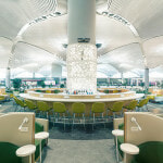 The SkyTeam Lounge returns to Istanbul with twice the space and new amenities