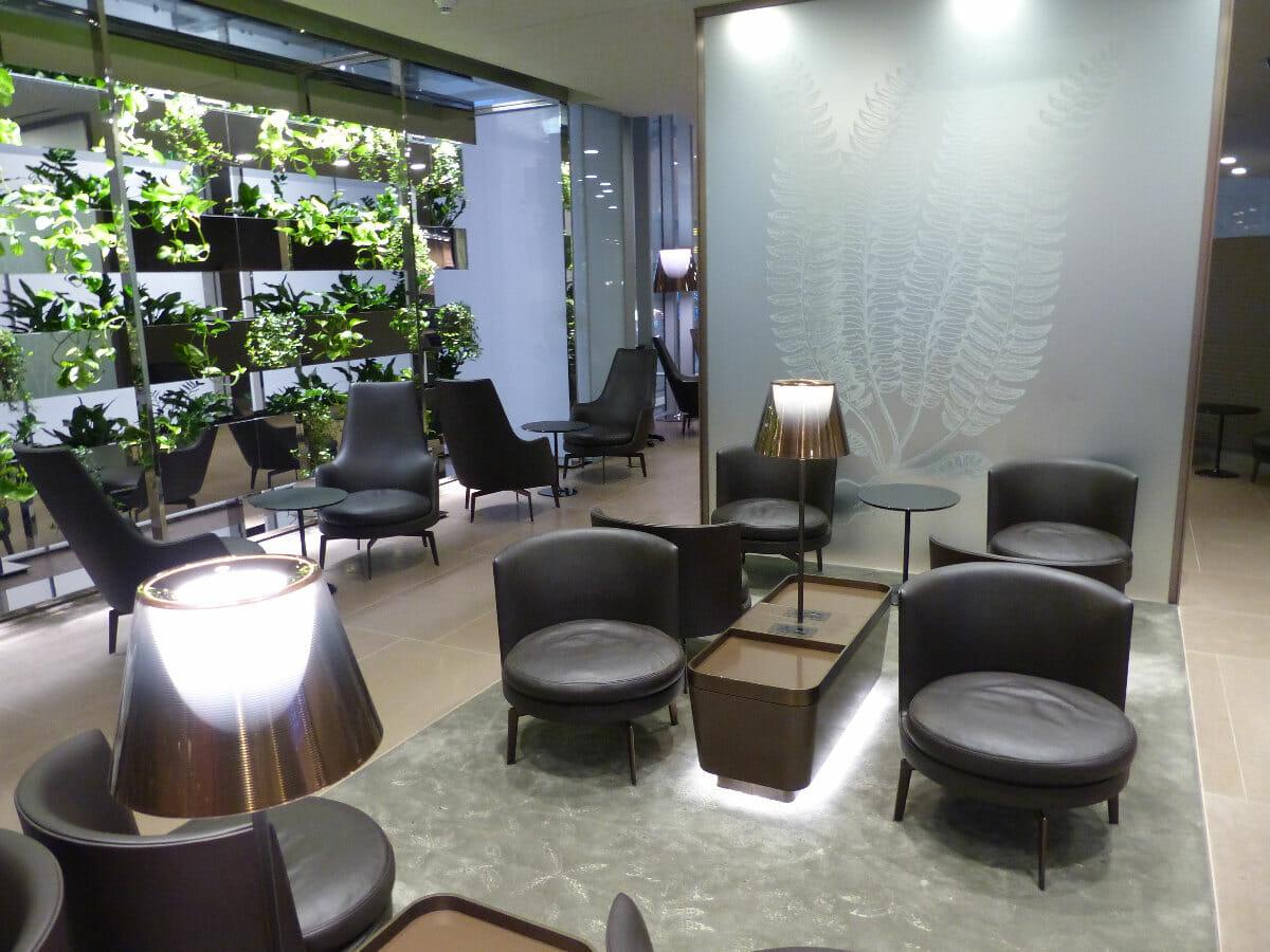 Qatar Airways First Class Lounge - Doha (DOH)