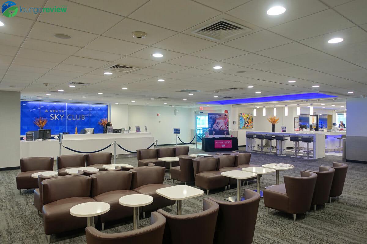 Delta Sky Club - New York JFK Terminal 2