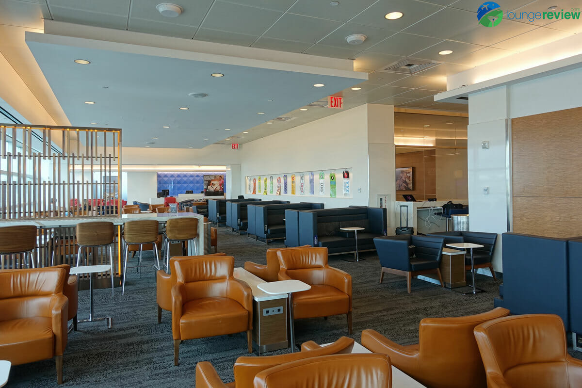 Delta Sky Club - New York JFK Terminal 4