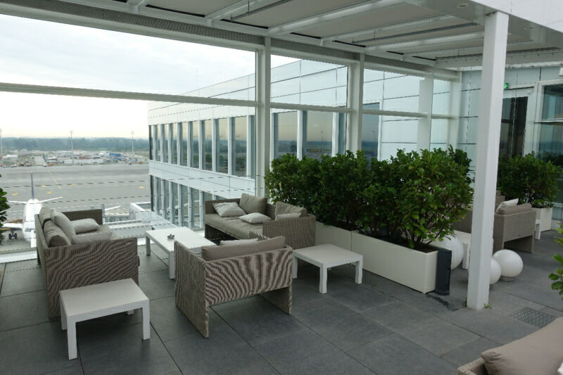 MUC lufthansa first class lounge muc satellite 8509 800x533