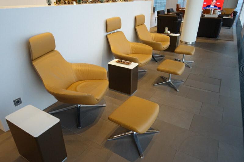 MUC lufthansa first class lounge muc satellite 8893 800x533