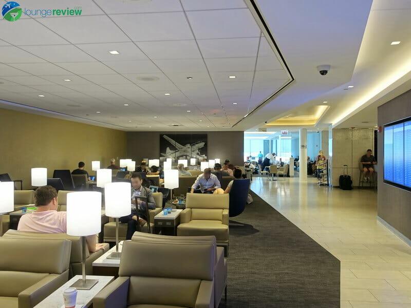 United Club - Chicago O'Hare (ORD) Terminal 1, Gate C16