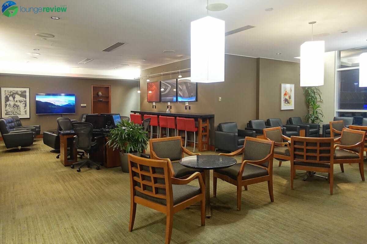 Air Canada Maple Leaf Lounge - Vancouver, BC (YVR) Domestic