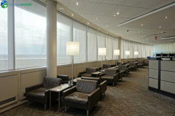 Air Canada Maple Leaf Lounge - Toronto (YYZ) Domestic