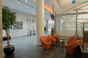 Air Canada Maple Leaf Lounge - Toronto Pearson (YYZ) International