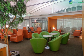 Air Canada Maple Leaf Lounge - Toronto Pearson (YYZ) International