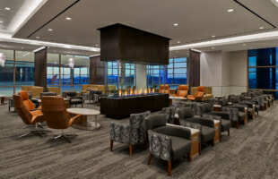 Delta Sky Club, Salt Lake City (SLC)