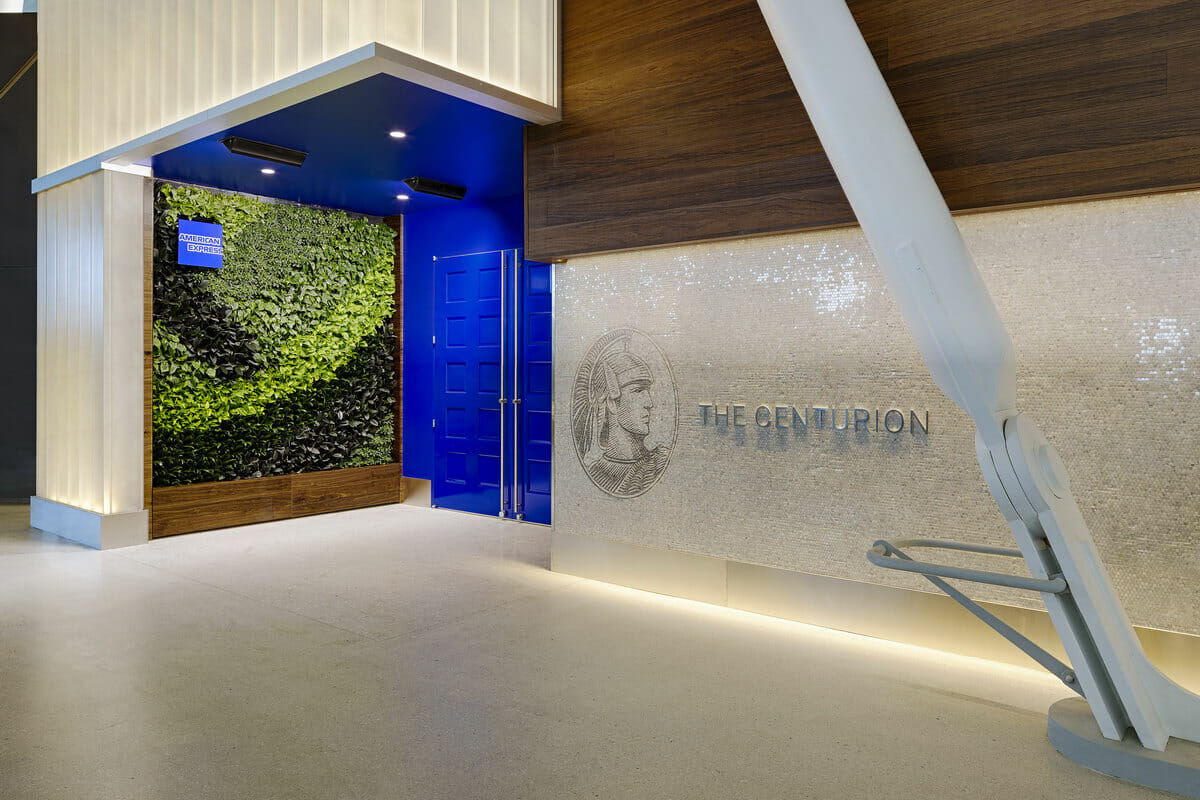 American Express The Centurion Lounge - New York Kennedy (JFK)
