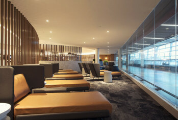 WestJet Elevation Lounge - Calgary, AB (YYC)