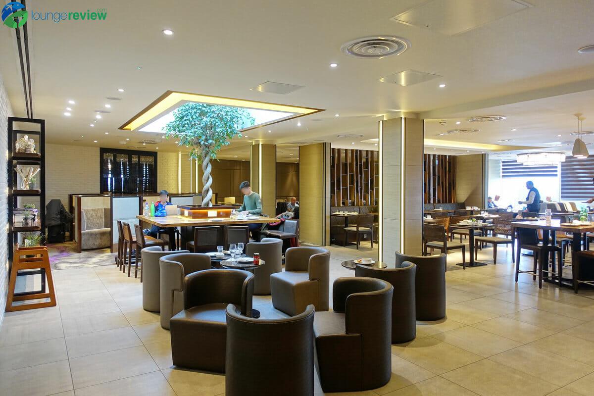 Plaza Premium Lounge - London Heathrow (LHR) Terminal 4