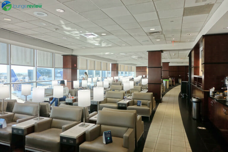 United Club - Houston Intercontinental (IAH) Terminal E