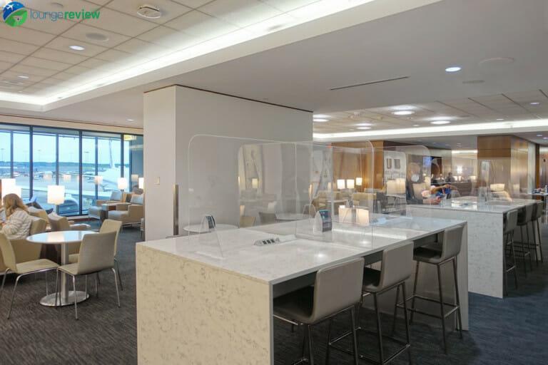 United Club - Washington Dulles (IAD) by gate C7